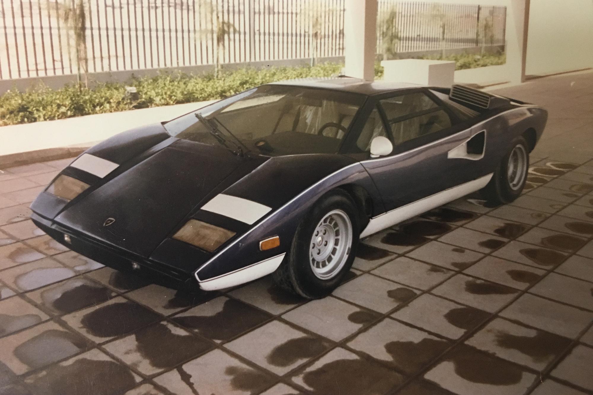 1976 Lamborghini Countach Lp400 Periscopica For Sale Mm Garage